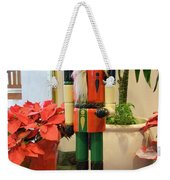 Christmas Sentinel No 2 Weekender Tote Bag