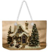 Christmas Toy Village Weekender Tote Bag