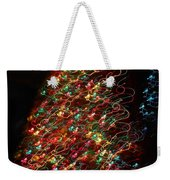 Christmas Tree 2014 Weekender Tote Bag