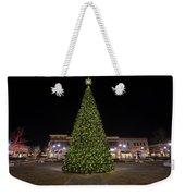 Christmas Tree Hampton City Center  Weekender Tote Bag