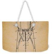 Christmas Tree Holder Patent 1927 Weekender Tote Bag