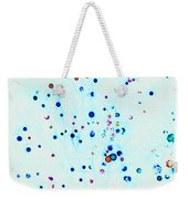 Christmas Tree Lights Invert Weekender Tote Bag