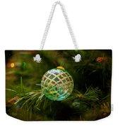 Christmas Wish Weekender Tote Bag