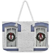 Christmas Wreaths  Weekender Tote Bag