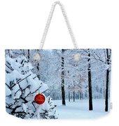 Christmasland Weekender Tote Bag