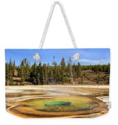 Chromatic Spring Weekender Tote Bag by Adam Jewell