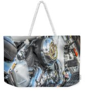 Chrome To Home Weekender Tote Bag
