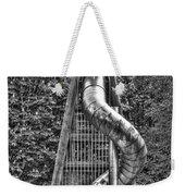 Chromium Slide Weekender Tote Bag