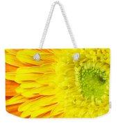 Chrysanthemum Flower Closeup Weekender Tote Bag