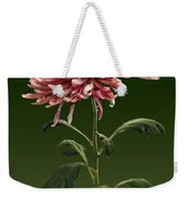 Chrysanthemum Shelbers Weekender Tote Bag