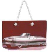 Chrysler 50's Concept Weekender Tote Bag