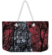 Chrysler Building 8 Weekender Tote Bag