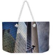 Chrysler Building From Below Weekender Tote Bag