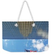 Chrysler Building Reflections Vertical 2 Weekender Tote Bag