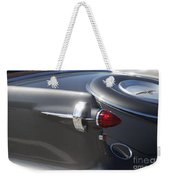 Chrysler Imperial Taillight Weekender Tote Bag