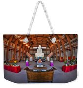 Chuang Yen Buddhist Monastery Weekender Tote Bag