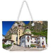 Chuch In Mezzacorona Weekender Tote Bag
