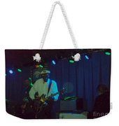 Chuck Berry And Charles Berry Jr. 2 Weekender Tote Bag