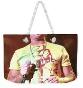 Chuck Negron Weekender Tote Bag
