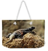 Chucka Walla Basking Weekender Tote Bag