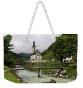 Church - Pfarrkirche St. Sebastian Weekender Tote Bag