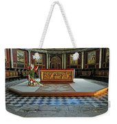 Church Alter Provence France Weekender Tote Bag