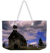 Church At The Okeefe Ranch Weekender Tote Bag