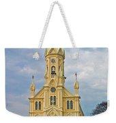 Church, Brazil Weekender Tote Bag