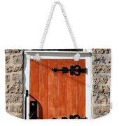 Church Door Weekender Tote Bag