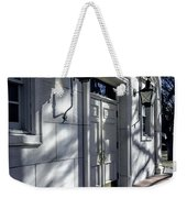 Church Doorway Weekender Tote Bag