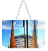 Church Downtown Denver 5074 Weekender Tote Bag