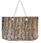 Church Frieze Weekender Tote Bag