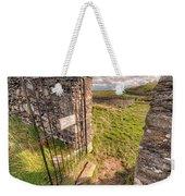 Church Gate Weekender Tote Bag by Adrian Evans