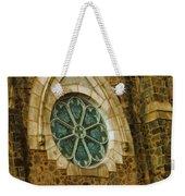 Church Glass Weekender Tote Bag