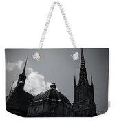 Church I Weekender Tote Bag
