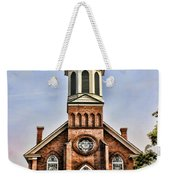 Church In Sprague Washington 2 Weekender Tote Bag