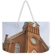 Church In Sprague Washington 3 Weekender Tote Bag