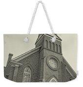 Church In Sprague Washington 4 Weekender Tote Bag
