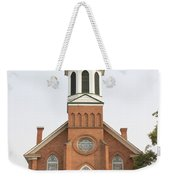 Church In Sprague Washington Weekender Tote Bag