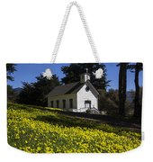 Church In The Clover Weekender Tote Bag