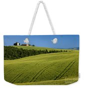 Church In The Field Weekender Tote Bag by Brian Jannsen