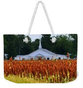 Church In The Fields Weekender Tote Bag