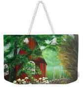 Church In The Glen Weekender Tote Bag