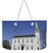 Church In Westerlo Weekender Tote Bag