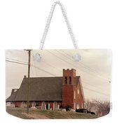 Church Love Weekender Tote Bag