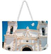 Church Near Silver Mines Weekender Tote Bag