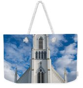 Church Of Assumption Weekender Tote Bag