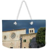 Church Of  Di San Pietro In Assisi Weekender Tote Bag