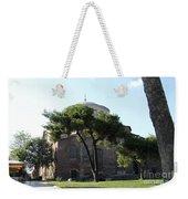 Church Of Hagia Eirene I - First Courtyard Topkapi Palace Weekender Tote Bag