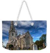 Church Of Marble Weekender Tote Bag